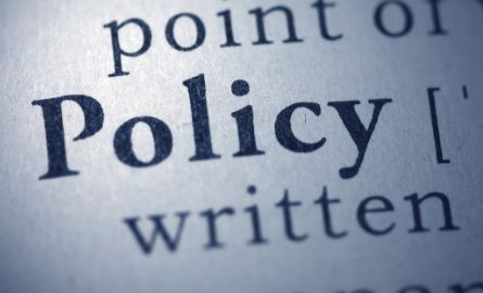 Definition of policies