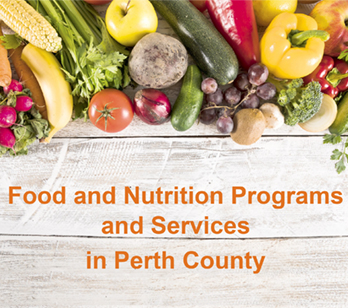 Food and Nutrition Program cover
